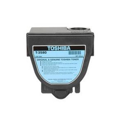 TONER TOSHIBA 3580 ( T-3580 ) Black Cartridge