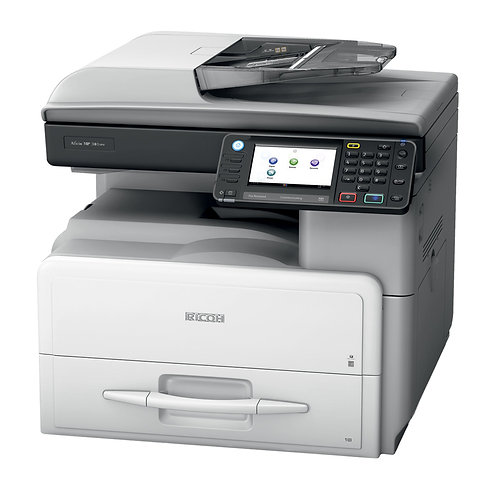 Ricoh Aficio MP 301SPF Copier - Refurbished