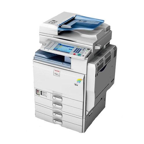 Ricoh Aficio MP C3501 Color Laser Multifunction Printer Copier