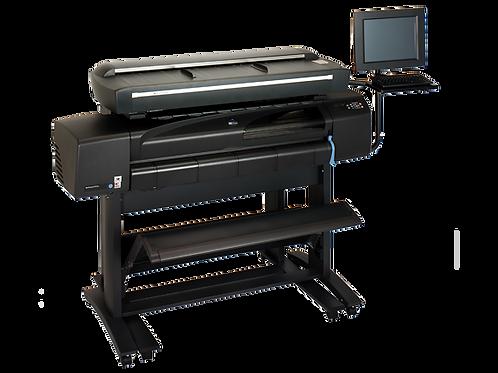 HP 815 MFP DesignJet Plotter