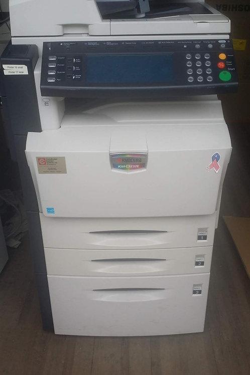 Kyocera KM C3232E Multifunctional Photocopier