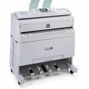 Ricoh Aficio 240W Wide Format Photocopier