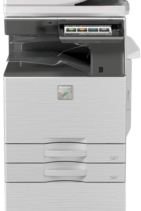 Sharp MX-3070N Color MFP All-in-One Laser Printer Copier Scanner 30 PPM A3