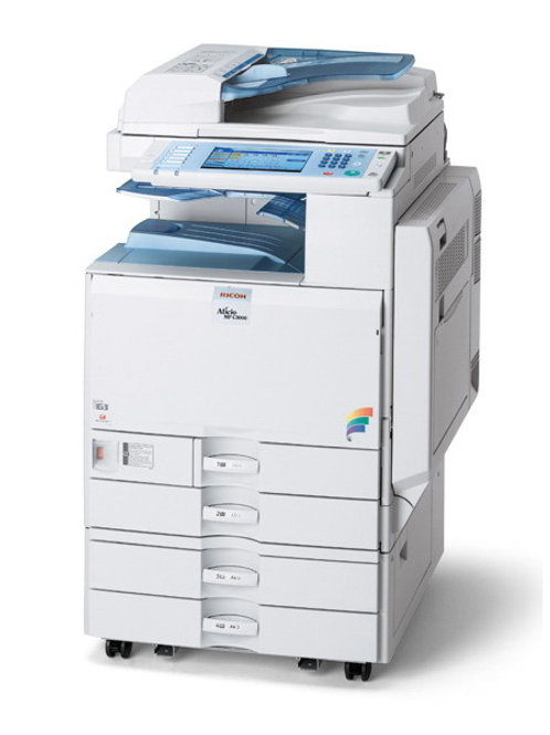 Ricoh Aficio MP C2500 Printer Copier