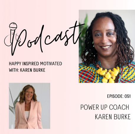 PODCAST - HAPPY, INSPIRED, MOTIVATED!