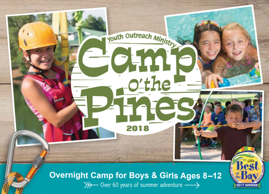Camp of the Pines 2018