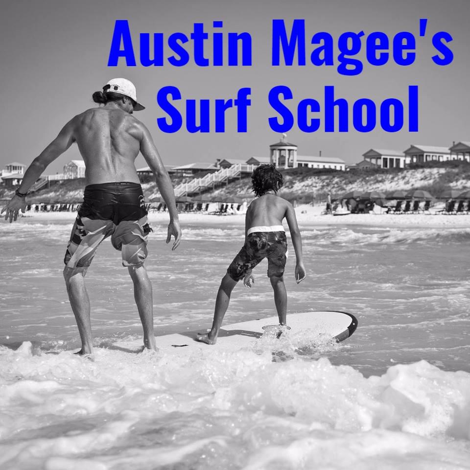 AUSTIN MAGEE SURF SCHOOL