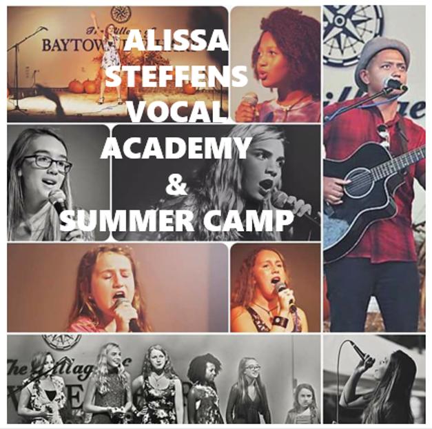 ALISSA STEFFENS VOCAL ACADEMY