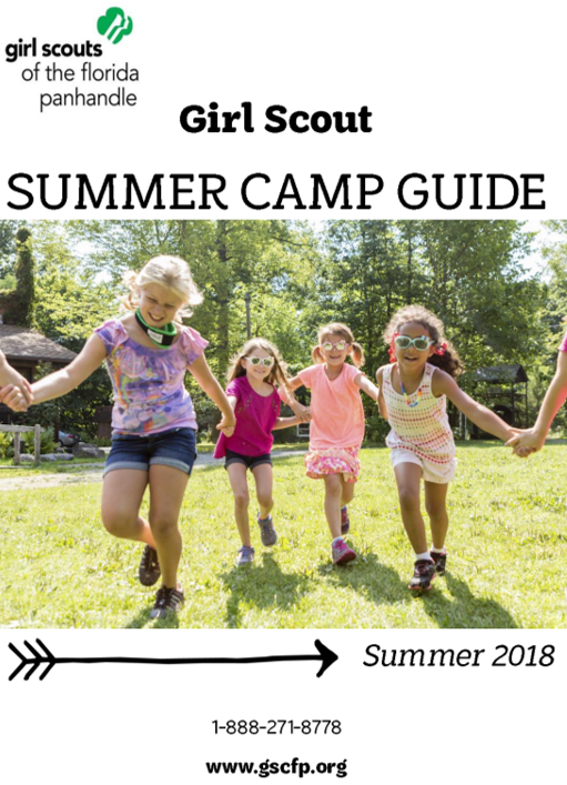 Girl Scout Camp 2018