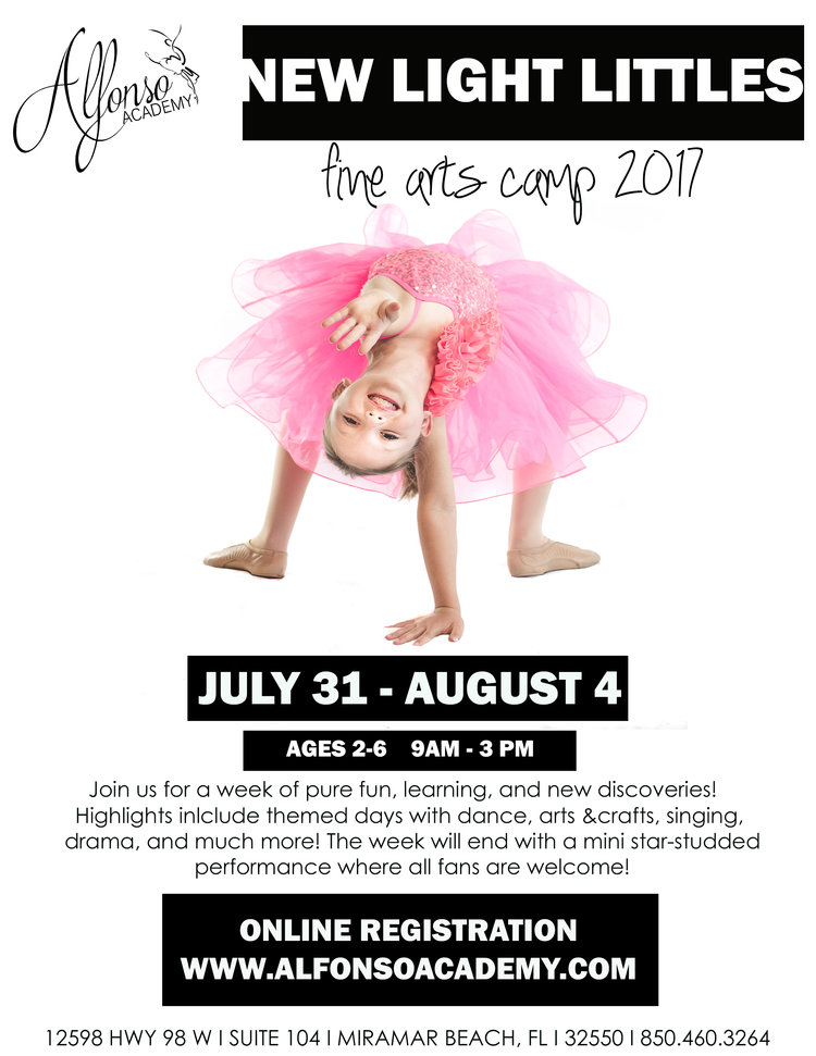 ALFONSO DANCE CAMPS
