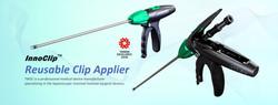 Reusable Clip Applier