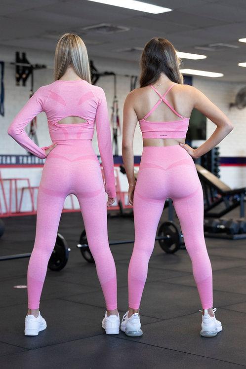 PRIME Seamless Leggings (Pink)