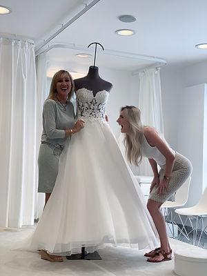 Jobs Brautmoden Marie Bernal