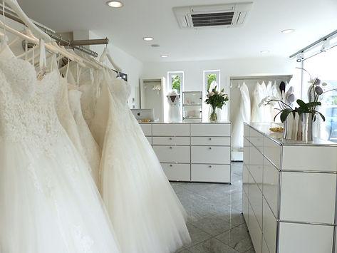 Impressionen / Bilder Geschäft Brautmoden Marie Bernal