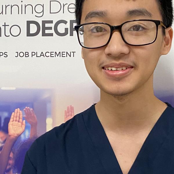 Justin Pham, Gilbert AZ Future Physician's Asst