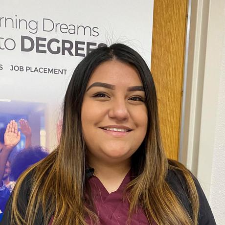 Daisy Ortega Zamora, Mesa AZ Future Health Services Professional