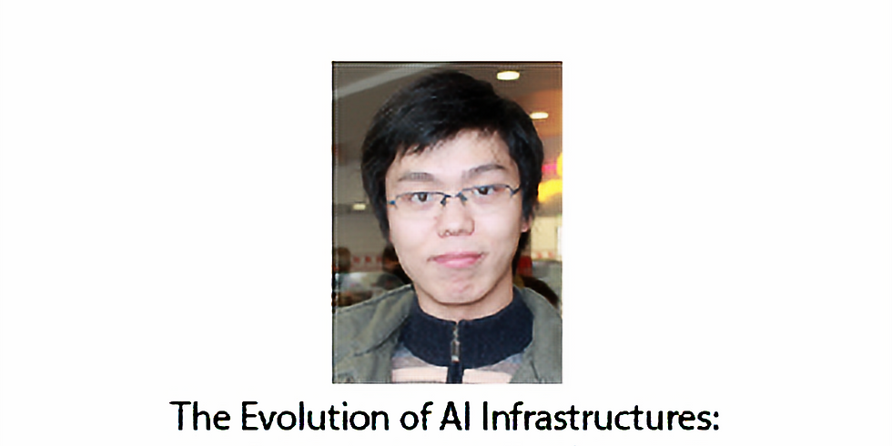 The Evolution of AI Infrastructures: From Caffe to PyTorch
