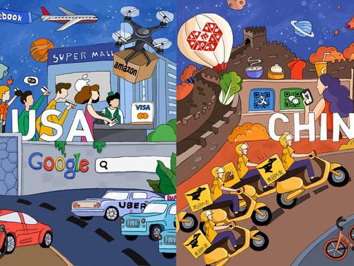 """进退维""""谷"""":华人创业者的困境和机遇"""