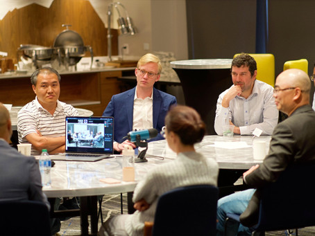 """Round Table Discussion Highlights 1: Enterprise AI - Startup's""""Last Mile Challenge"""""""