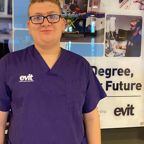 Michael Tbdros, Gilbert AZ Future Veterinarian