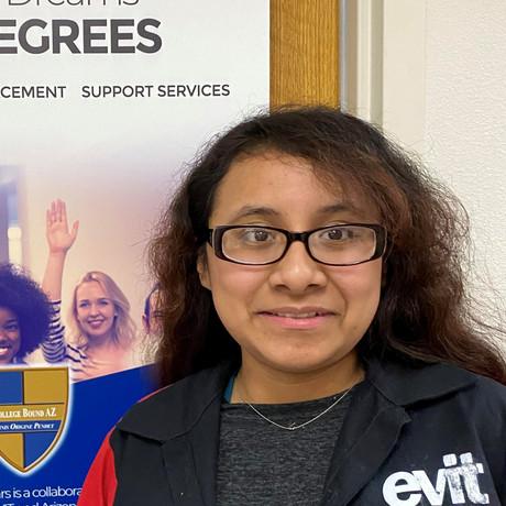 Almarosa Gonzalez, Mesa AZ Future Health Services Professional