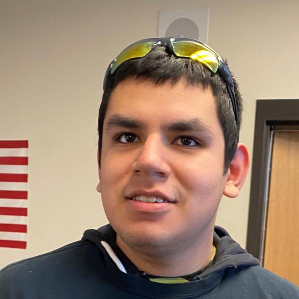 David Saenz, Mesa AZ Future Pilot