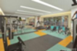 Vion Tower- Fitness Center