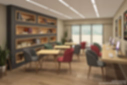 Vion Tower - Library
