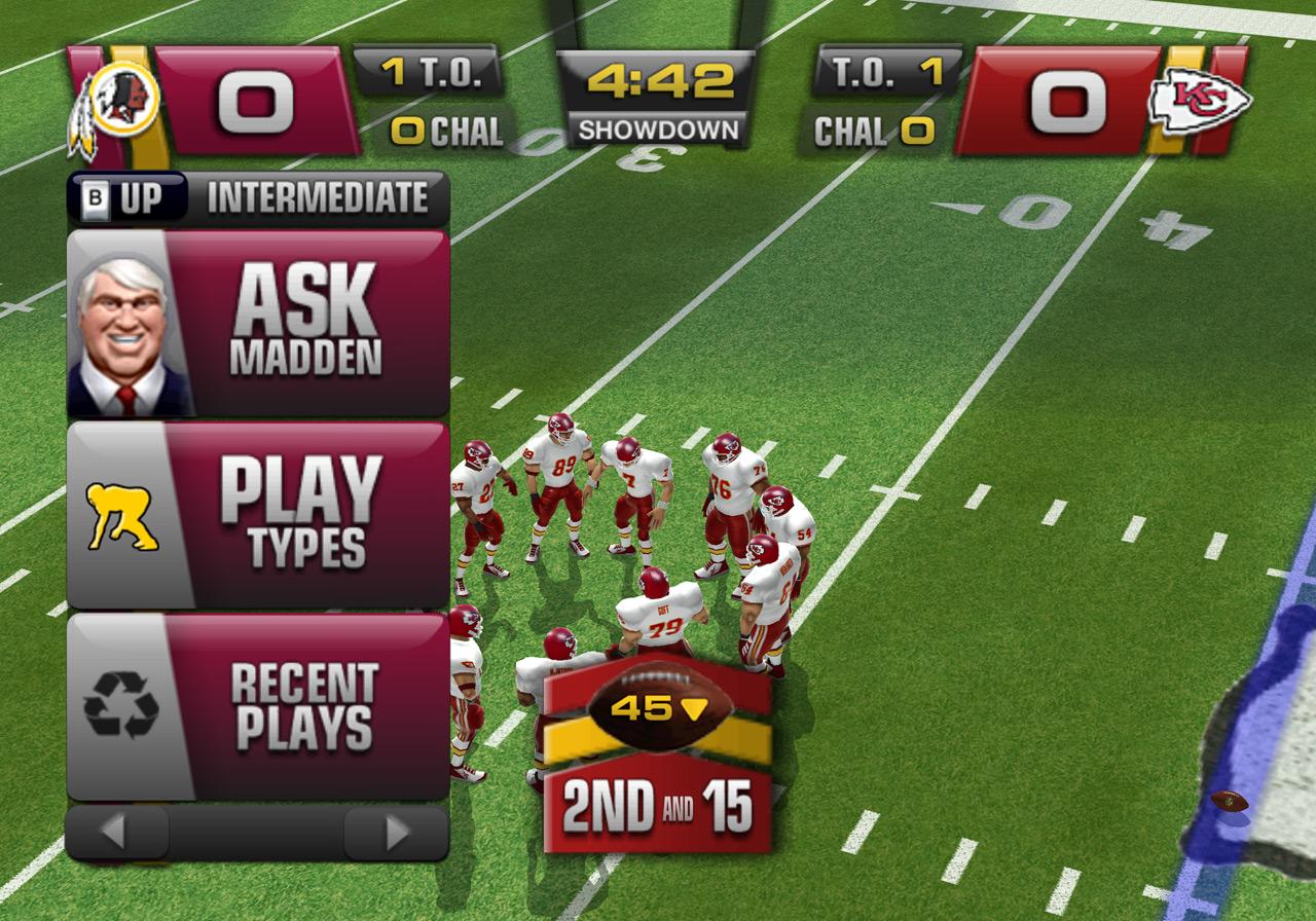 Madden NFL 10 | Game Designer | Yuri Bialoskursky