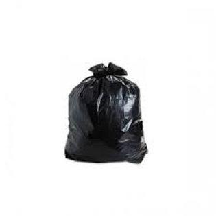 Garbage Bag (Black, 19x21-inch/Medium) - Pack of 3 Pieces