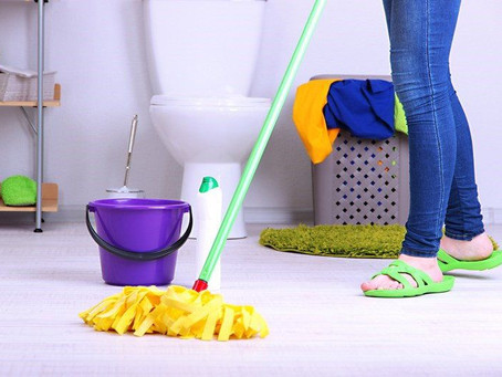 Bathroom Cleaning service in Ahmedabad.
