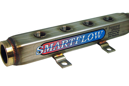 Stainless Steel Manifold (Low Profile Ports) (NPT only)
