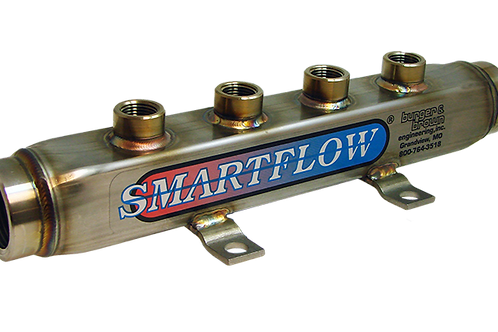 Stainless Steel Manifold (Conventional Ports)