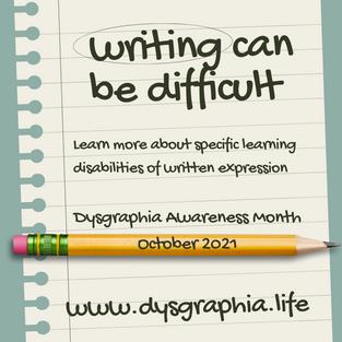 Dysgraphia Awareness Month Instagram Post.png