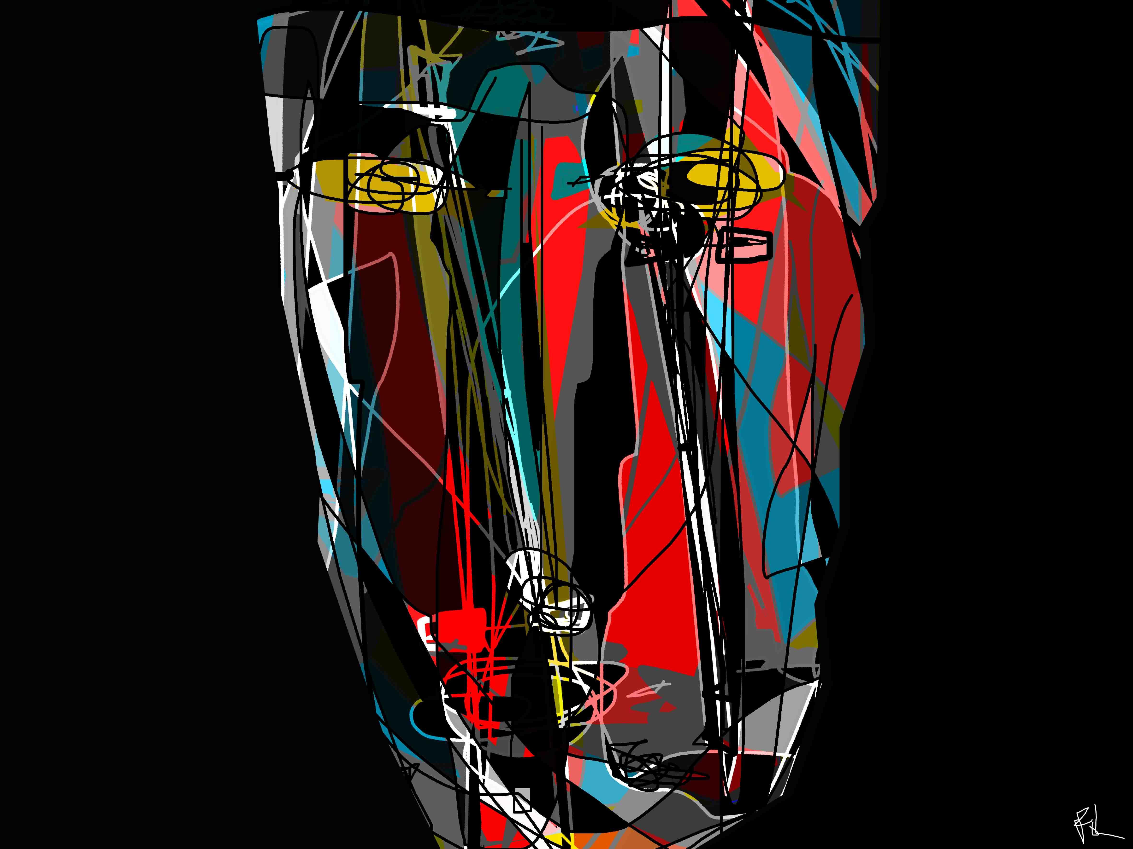 Mask 80 X 60  ©FOL
