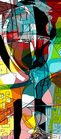 Femme urbaine 80x180 ©FOL