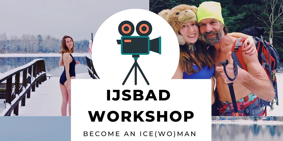 IJsbadworkshop - videoreportage