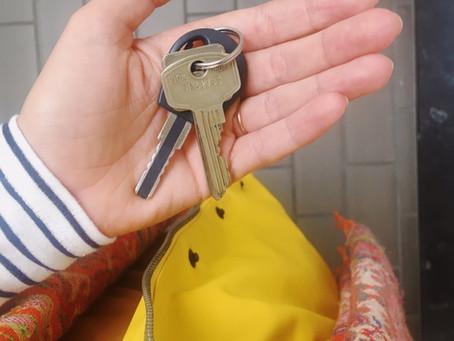 In de overgave van het voelen, ligt de sleutel.