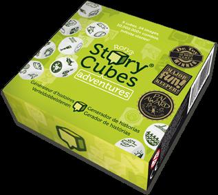 Story Cubes Aventure