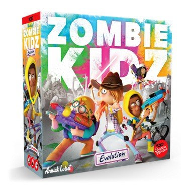 Zombie Kids Evolution