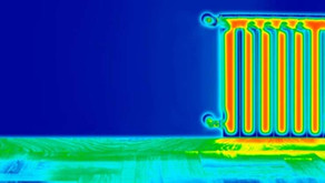 Those Pesky Hot & Cold Drafts - Thermal Imaging Camera Technology is Here!