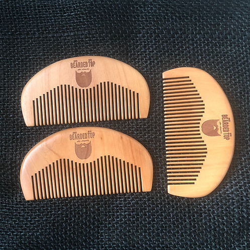 Bearded Top Beard Comb
