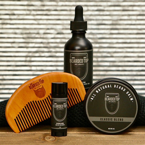 Classic Blend Grooming Kit