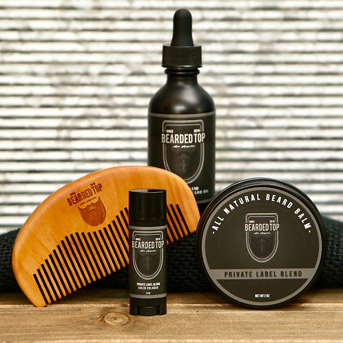 Private Label Grooming Kit
