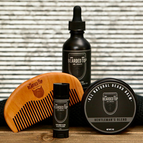 Gentleman's Blend Grooming Kit