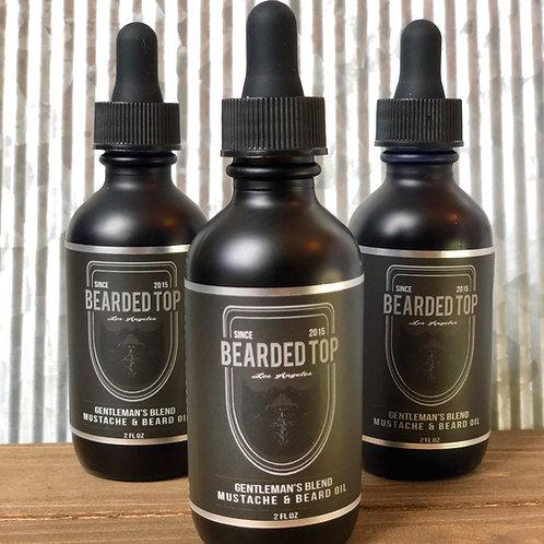 2oz Gentleman's Blend Beard Oil