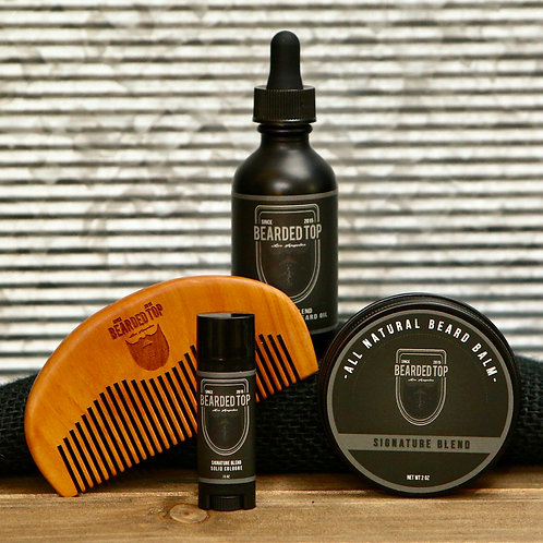 Signature Blend Grooming Kit