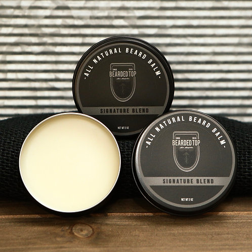 2oz Signature Blend Beard Balm