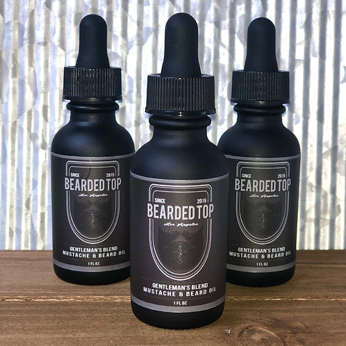 1oz Gentleman's Blend Beard Oil