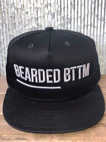 Bearded BTTM Snapback